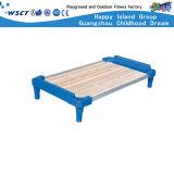 Sola base Hc-2001 de los cabritos del jardín de la infancia plástico de madera de la base