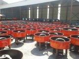 500L Serie Jw Pequeño Cemento / mezclador de concreto Pan