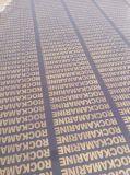 Wasserdichtes Verschalung-Furnierholz/Film stellten Furnierholz für Shuttering Beton gegenüber