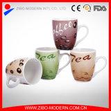 Mok van de Koffie van de Melk van de Sublimatie van de Druk van de douane de Multi Ceramische