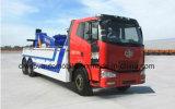 25t大破のレッカー車6X4のレスキュートラック