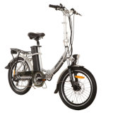 EN15194/CE Elegant 10ah Lithium Battery Folding Electric Bike (JB-TDN02Z)