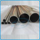 Pipes rondes d'acier inoxydable pour le traitement de porte en verre