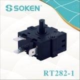 Commutateur rotatif de cuiseur de position de Soken 8