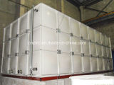 Réservoir d'eau de fibre de verre de SMC Reservier pour la lutte contre l'incendie/conteneur de l'eau
