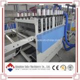 Espulsione della scheda della gomma piuma della crosta del PVC che fa espulsore lavorare (SJSZ80X156)