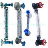 、レーダー管状、サイトグラスの管超音波水位センサー、レベルゲージ、レベル標識、水平なメートル