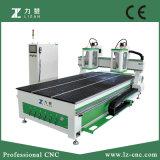Maquinaria de Woodworking do CNC de 2 eixos
