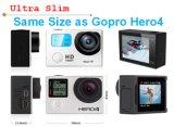 類似したプロHero4 1080P HDのスポーツDVは防水する30mを170の広角のスポーツのカメラか空気のAircraf G3行く