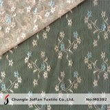 Pajamas (M0392)のための二色のElastic Lace Fabric