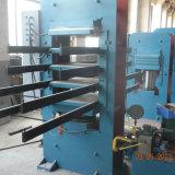 Máquina Vulcanizing da imprensa da telha de borracha nova do projeto