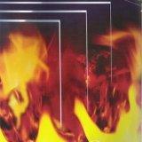 Glace ignifuge évaluée en verre de Borosilicate d'incendie, glace d'incendie