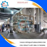 Bétail/chaîne de production de boulette alimentation de bétail/poulet/poissons/porc centrale