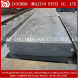 Warm gewalzte Stahlplatte A36 mit ASTM Standard