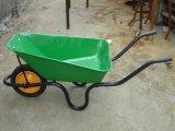 carrinho de mão de roda 65L Wb3800 para África do Sul