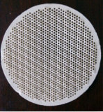 Cordierite Infrared Honeycomb Ceramic Plate für Burner