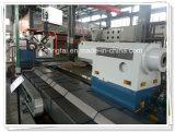 Große horizontale Hochleistungs-CNC-Drehbank mit 2000 mm-Schwingen-Durchmesser (CK61200)