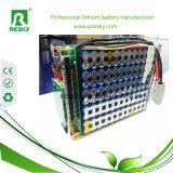 Bateria personalizada LiFePO4 de 24V 20ah para o carro elétrico