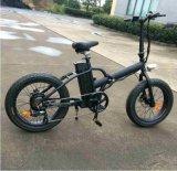 """"""" bicicleta eléctrica del neumático gordo plegable de la pulgada 20 (OKM-693)"""