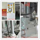 Presse chaude (5 couches) avec vanne hydraulique Hawe en allemand