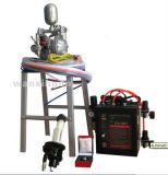 Sistema eletrostático automático da pintura com pistola (WX-3001)