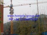 Guindaste de torre da boa qualidade de Hongda (5 toneladas)