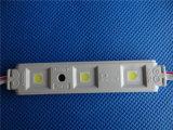 DC12V 볼록한 렌즈는 2835의 LED 가벼운 모듈을 방수 처리한다