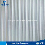 6mm Solid Clear Float Glass avec AS/NZS2208 Certificate