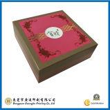 Роскошная коробка подарка квадратной бумаги (GJ-Box023)