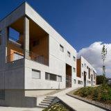 Multi Geschoss-Stahlkonstruktion-Wohnanlage