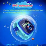 Het nieuwste IP67 Waterdichte GPS van Jonge geitjes Horloge van de Drijver (D25)