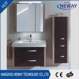 Новая тщета ванной комнаты меламина конструкции с бортовым шкафом