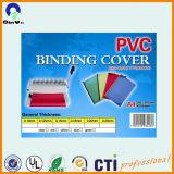 Лист PVC крышки вязки PVC пользы канцелярских принадлежностей пластичный твердый