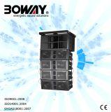BW-2122 y 2218-BW Line Array profesional altavoz