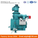 Fabricantes inútiles médicos profesionales del incinerador/precio inútil médico del incinerador en China