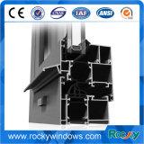 Profil en aluminium d'extrusion de Hotslae pour faire des portes et Windows