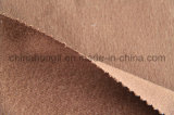 Il filato ha tinto il tessuto, tessuto spazzolato della saia di T/R, 205GSM, 63%Polyester 34%Rayon 3%Spandex