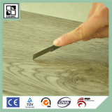 Tablón de madera del vinilo del PVC de la mirada de la madera