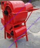 Китайский рис пшеницы молотильщика риса и молотить Huller пшеницы - машина