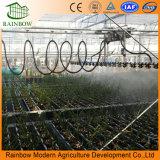 Riego de rociadores de PVC para riego de jardín
