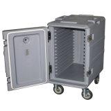 O refrigerador plástico do ombro encaixota uma caixa de almoço mais fresca da aptidão