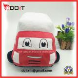 A promoção feita sob encomenda do logotipo dá afastado a presente luxuoso macio o brinquedo enchido do carro para a companhia de carro