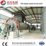 Machine creuse légère de panneau de mur de faisceau pour l'usine de brame de limette de sable