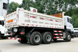 380 autocarro con cassone ribaltabile pesante dell'HP 6X4 Nissan/autocarro con cassone ribaltabile
