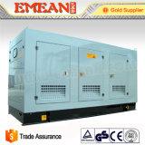 цена комплекта генератора молчком/открытого промышленного генератора энергии 220kw электрическое тепловозное