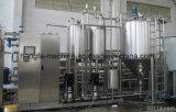 물 채우는 프로세스를 위한 Uht 살균 기계