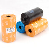 Plastik-HDPE-LDPE-Hundepoop-Beutel-Haustier-Abfall-Beutel