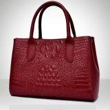 Sacs à main de dames de sac de Madame main de mode 3 couleurs (6099)