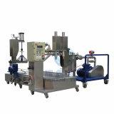 Máquina de rellenar del aceite semiautomático, lubricantes que llenan el equipo
