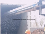 C250/350 Grad ERW schulterte Stahlrohr